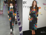 Keira Knightley In Gucci - The 13th Annual BGC Charity Day