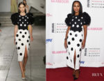 Kerry Washington In Carolina Herrera - Women Making History Awards