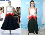 Kiernan Shipka In Delpozo - Variety And Women In Film's 2017 Pre-Emmy Celebration