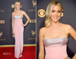 Kristin Cavallari In Kaufmanfranco  - 2017 Emmy Awards