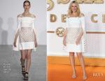 Kylie Minogue In David Koma - 'Kingsman: The Golden Circle' London Premiere