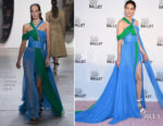 Michelle Monaghan In Prabal Gurung - New York City Ballet's 2017 Fall Fashion Gala