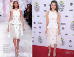 Miranda Cosgrove In Georges Chakra Couture - XQ Super School Live Event