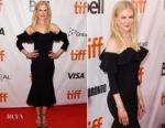 Nicole Kidman In Oscar de la Renta - 'The Upside' Toronto Film Festival Premiere