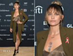 Paris Jackson In L'Agence & Rebecca Vallance - Global Citizen Live!