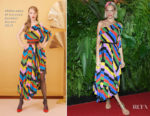 Poppy Delevingne In Philosophy di Lorenzo Serafini - Andaz Mayakoba Resort Riviera Maya's Grand Opening Celebration