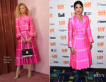 Priyanka Chopra In Fendi - 'Pahuna: The Little Visitors' Toronto Film Festival Premiere