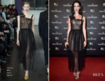 Rebecca Hall In Jason Wu - Jaeger-LeCoultre Gala Dinner