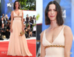 Rebecca Hall In Prada - 'First Reformed' Venice Film Festival Premiere