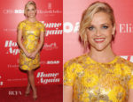 Reese Witherspoon In Michael Kors Collection - 'Home Again' New York Screening