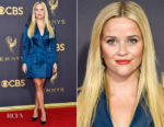 Reese Witherspoon In Stella McCartney - 2017 Emmy Awards