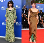 Sally Hawkins In Vivienne Westwood - 'The Shape Of Water' Venice Film Festival Photocall & Premiere