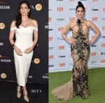 Sarah Silverman In Lavish Alice & Galia Lahav Couture - HFPA & InStyle Celebration of TIFF & 'Battle Of The Sexes' Toronto Film Festival Premiere