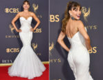 Sofia Vergara In Mark Zunino - 2017 Emmy Awards