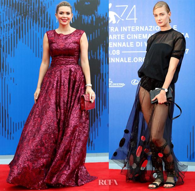 The Franca Sozzani Award - Red Carpet Fashion Awards
