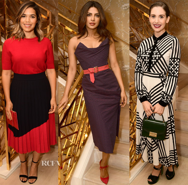 07f4ccabcbf4 Tory Burch and Glamour Celebrate 'Women to Watch' in Television ...