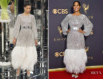 Tracee Ellis Ross In Chanel Couture - 2017 Emmy Awards