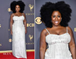 Uzo Aduba In Sally LaPointe - 2017 Emmy Awards