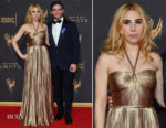 Zosia Mamet In Miu Miu -  2017 Creative Arts Emmy Awards