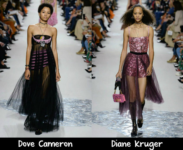 Christian Dior Spring 2018 Red Carpet Wish List Red