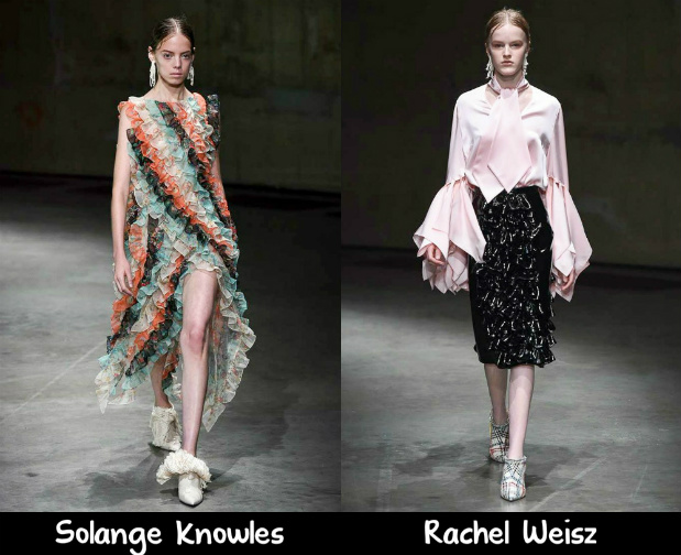 Christopher Kane Spring 2018 Red Carpet Wish List