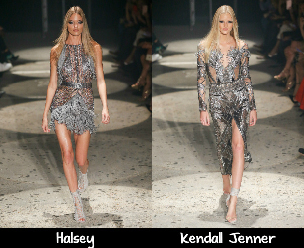 Julien Macdonald Spring 2018 Red Carpet Wish List