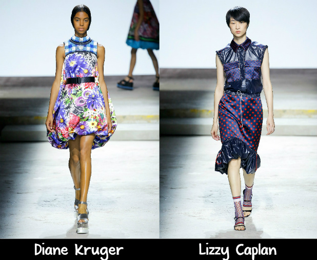 b18d5c5701f Mary Katrantzou Spring 2018 Red Carpet Wish List. Popular In the Community