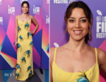 Aubrey Plaza In Prada - 'Ingrid Goes West' London Film Festival Premiere