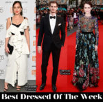 Best Dressed Of The Week - Dakota Johnson in Proenza Schouler, Claire Foy in Gucci & Andrew Garfield in Tom Ford