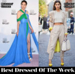 Best Dressed Of The Week - Michelle Monaghan in Prabal Gurung & Sara Sampaio in HUGO