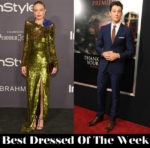 Best Dressed Of The Week - Kate Bosworth in Alexandre Vauthier & Miles Teller in Burberry