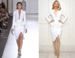 Blake Lively In Ralph & Russo Couture - 'All I See Is You' LA Screening