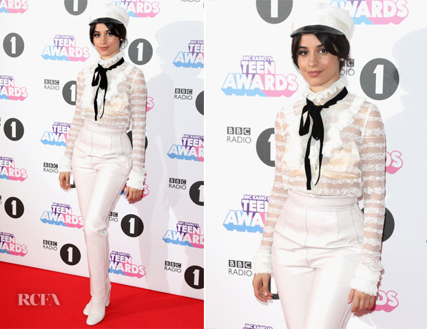 Camila Cabello In Philosophy Di Lorenzo Serafini - BBC Radio 1 Teen Awards
