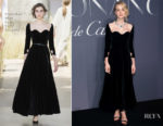 Carey Mulligan In Christian Dior Couture - Cartier Celebrates Resonances de Cartier