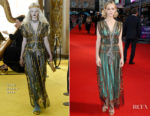 Carey Mulligan In Gucci - 'Mudbound' London Film Festival Premiere