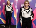 Cate Blanchett In Givenchy - LFF Connects Event