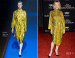 Cate Blanchett In Gucci - 'Thor: Ragnarok' LA Premiere