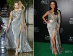 Catherine Zeta Jones In Zuhair Murad Couture - The Best FIFA Football Awards