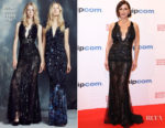Catherine Zeta Jones In Zuhair Murad - MIPCOM Opening Party