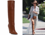 Chrissy Teigen's Saint Laurent Nikki Boots