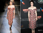 Claire Foy In Erdem - 2017 AMD British Academy Britannia Awards