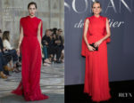 Diane Kruger In Giambattista Valli Couture - Cartier Celebrates Resonances de Cartier