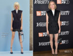 Diane Kruger In Versace - New York Elite Entertainment Event