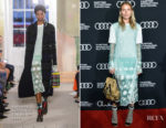 Dree Hemingway In Burberry September Collection - Hamptons International Film Festival
