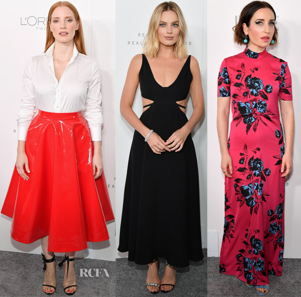 ELLE's 24th Annual Women in Hollywood Celebration Red Carpet Roundup