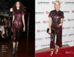 Elizabeth Banks In Wolk Morais - 13th Annual Outfest Legacy Awards