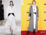 Elizabeth Debicki In Victoria Beckham - 'Grace Jones: Bloodlight And Bami' London Premiere