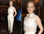 Emma Stone In Givenchy - 'Battle Of The Sexes' London Film Festival Premiere After-Party