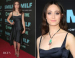 Emmy Rossum In Narciso Rodriguez -  'SMILF' LA Premiere