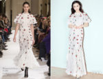 Fan Bingbing In Giambattista Valli, Elie Saab Couture & Alexander McQueen - Pingyao Crouching Tiger Hidden Dragon International Film Festival (PYIFF)